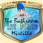 Basic Bathroom 1st place gold badge