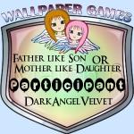 Participation Badge Darkangelvelvet